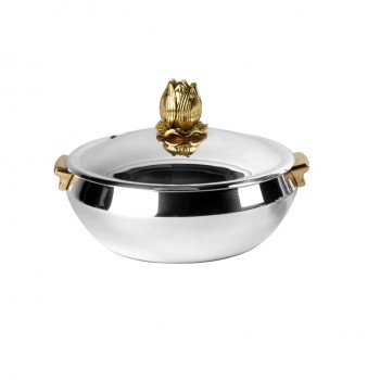 Zahara Silver Plate Chafing Dish