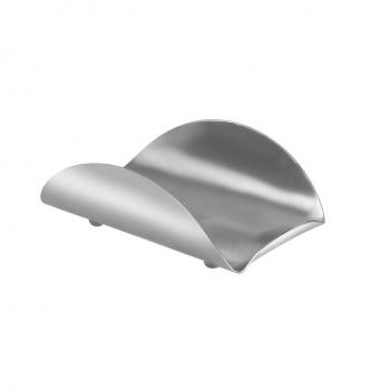 Basic Mirror Stainless Steel Spoon Rest