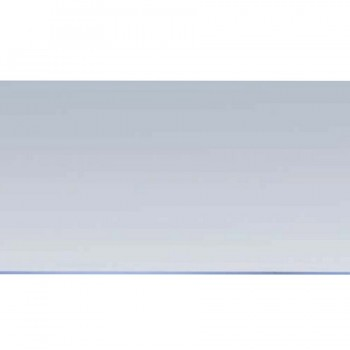 Riser Platform Clear Acrylic Board Rectangular