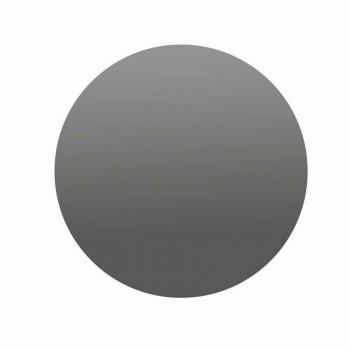 Riser Platform Black Acrylic Board Round