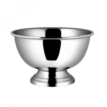Revere Mirror Stainless Steel Round Bowl