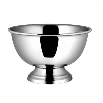 Revere Mirror Stainless Steel Round Bowl