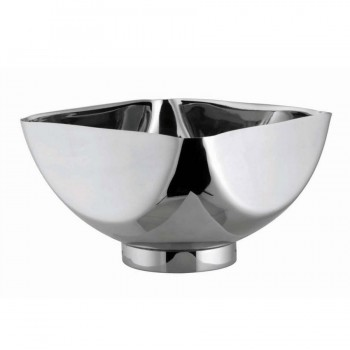 Empire Mirror Stainless Steel Squircle Bowl