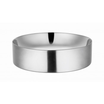 Silk Dual Finish Stainless Steel Double Wall Bowl