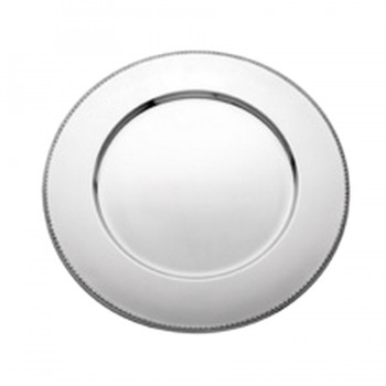 Basic Mirror Stainless Steel Round Bottle Coaster