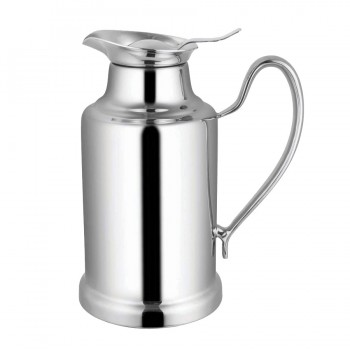 Suite Mirror Stainless Steel Insulated Beverage Server