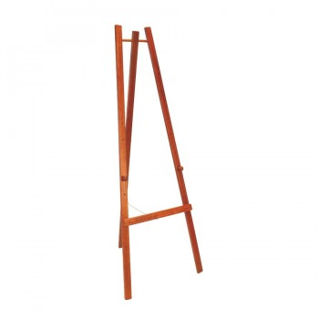 Easel Hard Wood - Mahogany Finish