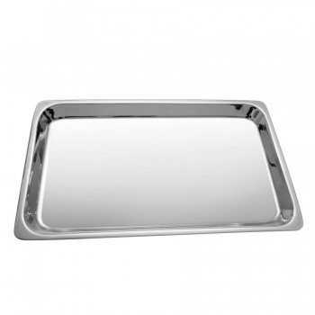 Stainless Steel Round Food Pan Half Deep for 8 L Chafing Dish