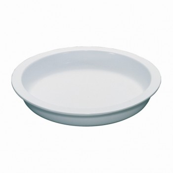 Porcelain Round Food Pan 3 Ltr.