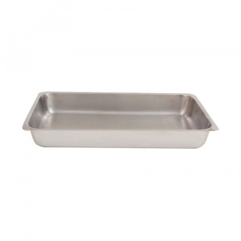 Chafing Dish Bundle for Buffet Station - Water Pan, Food Pan, 2 Burners