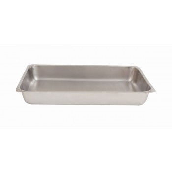 Stainless Steel Food Pan for GN 1/1 Chafing Dish 10Ltr.