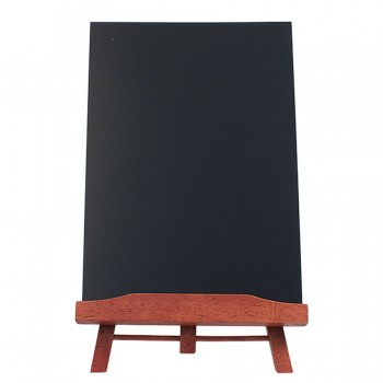 Table Easel menu/board stand - including A4 Chalk board