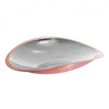 Marrakech Burnt Copper Finish Hammered Platter
