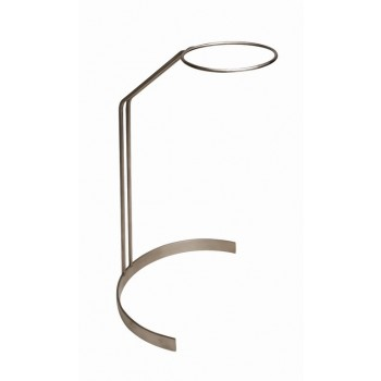 Brushed Stainless Steel Lid Holder for Chafing Dish