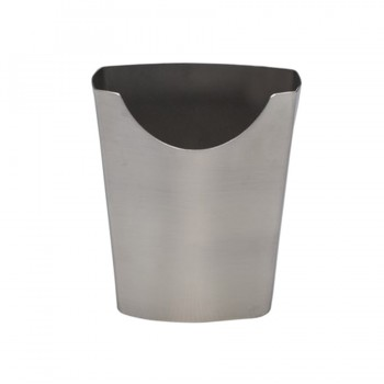 MiniBytes Brushed Stainless Steel McD Basket