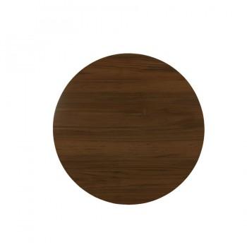 Riser Platform Wood Board Round