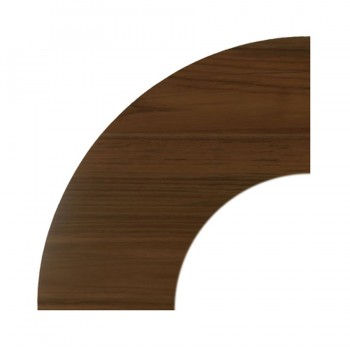 Riser Platform Wood Board Curved