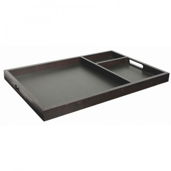 Room Service Chalkboard Tray, Double sided writing surface