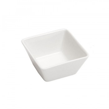 Ceramic Sauce Bowl for Fat Free Matt Black Snack Warmer 2.0