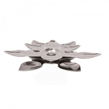 Heritage Stainless Steel Lotus Centerpiece