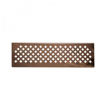 Indian Screen Copper Finish for Transformer Snack Warmer