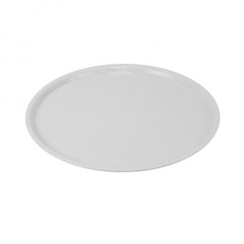 Dalebrook White Melamine Round Tray