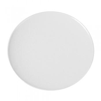 Dalebrook White Melamine Round Plate