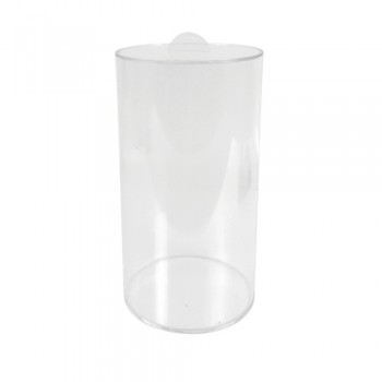 Dalebrook Clear Acrylic Display Tube