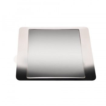 Sensation Mirror Stainless Steel Rectangle Tray