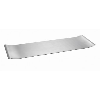 Silk Dual Finish Stainless Steel Tray