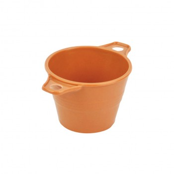 Dalebrook Terracotta Melamine Ranch Pot