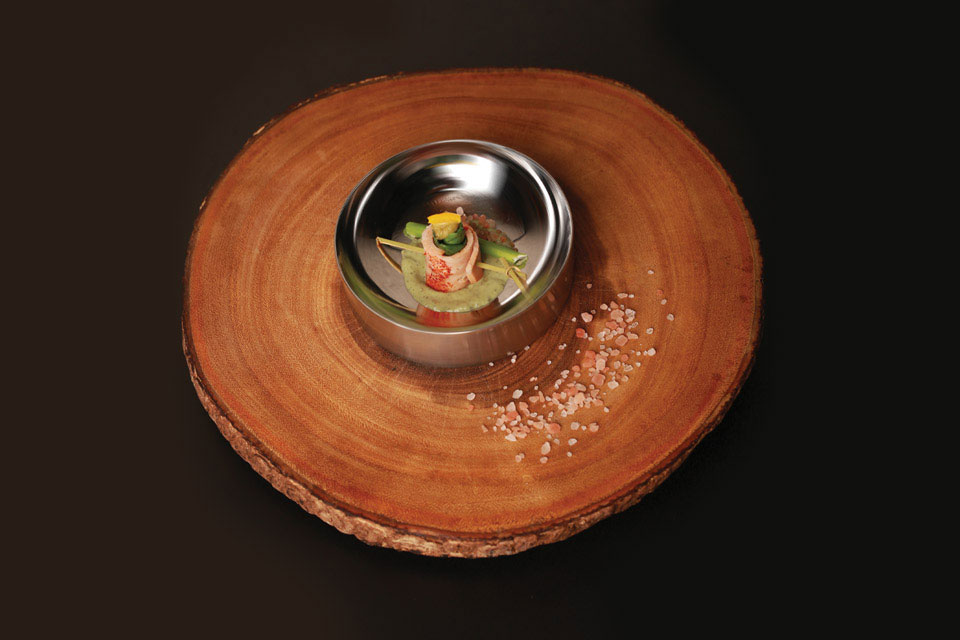 Mini Silk Bowl