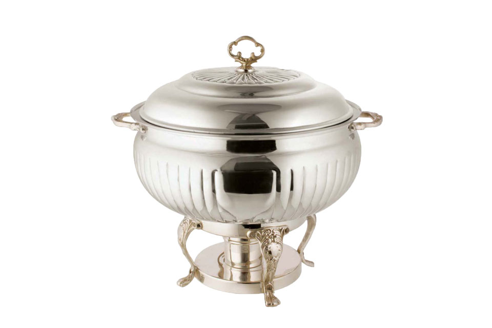 Queen Ann Chafing Dish
