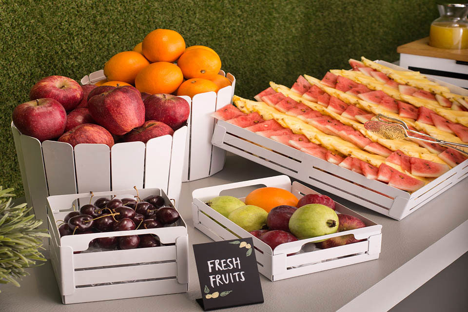 Crate Fruit Station