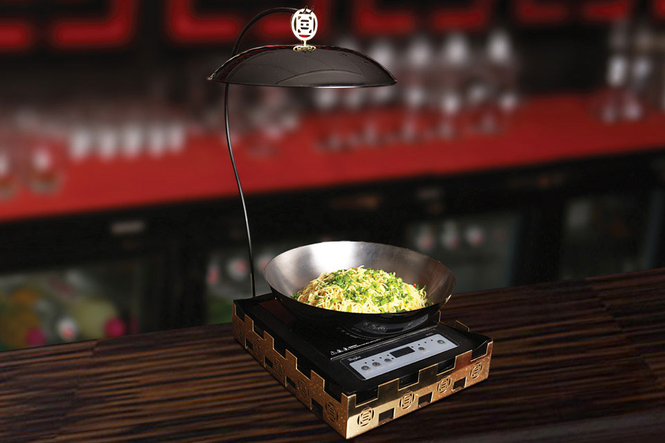 Induction Wok Set