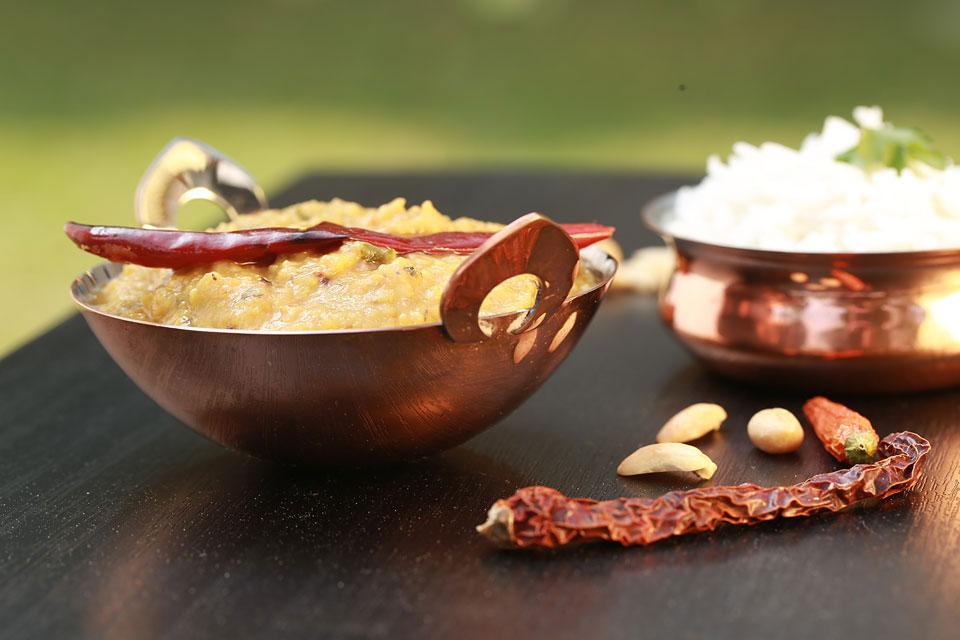 Mini Copper Kadai & Handi