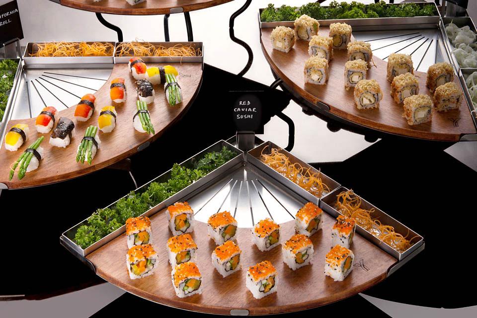 Sushi Server Concept