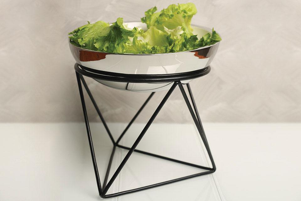 Modern Salad Bowl