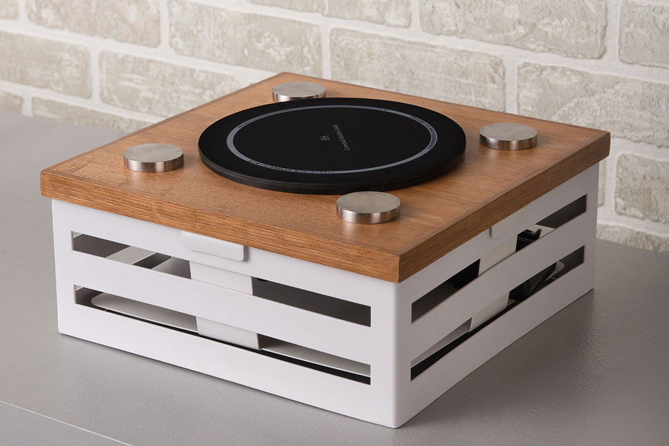 Wood Top Induction Set