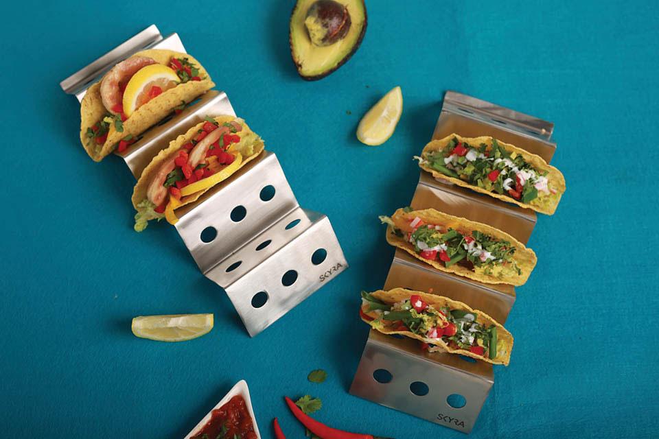 Mini Taco Stand